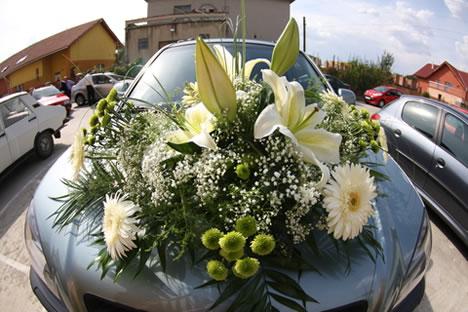 Hochzeitswagen Auto Oder Kutsche Wagen Und Fahrzeuge Fur Trauung